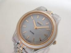 シチズン 腕時計美品  EXCEED A234-H09882 TA レディース 白