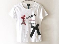 ランバンコレクション 半袖Tシャツ サイズ38 M レディース美品  白