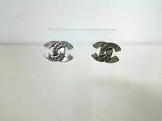 CHANEL(シャネル) ピアス 金属素材 シルバー ココマーク