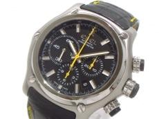 EBEL(エベル) 腕時計美品  1911BTRクロノグラフ 9137L72 メンズ 黒