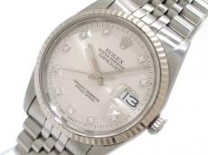 ROLEX(ロレックス) 腕時計 デイトジャスト 16234G メンズ シルバー
