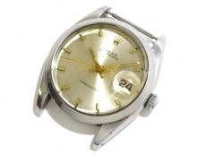 ROLEX(ロレックス) 腕時計 オイスターデイト 6694 メンズ シルバー