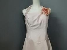 aimer(エメ) ドレス サイズ9 M レディース ピンク フラワー