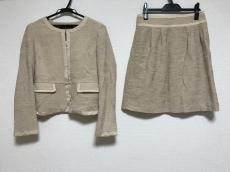 green label relaxing(グリーンレーベルリラクシング)/スカートスーツ