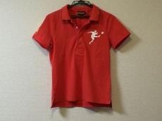 ラルフローレンラグビー 半袖ポロシャツ サイズM メンズ美品  刺繍
