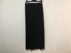 VIVIENNE TAM(ヴィヴィアンタム) ロングスカート レディース美品  黒