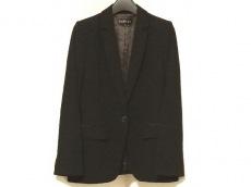 INDIVI(インディビ) ジャケット サイズ7 S レディース美品  黒