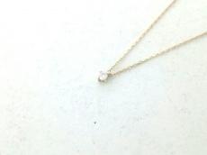 ete(エテ) ネックレス美品  K10YG×ダイヤモンド