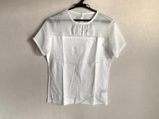 ランバンコレクション 半袖カットソー レディース美品  白