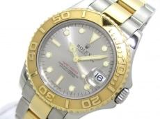 ロレックス 腕時計美品  ヨットマスター ロレゾール 168623 ボーイズ