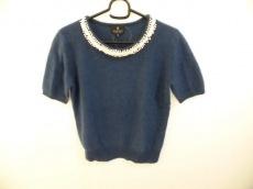 ランバンコレクション 半袖セーター サイズ38 M レディース美品