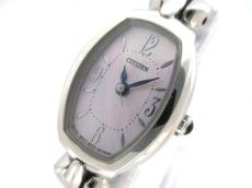 CITIZEN(シチズン) 腕時計 B035-S047340 レディース シェル文字盤