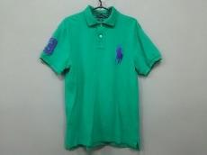 ポロラルフローレン 半袖ポロシャツ サイズL レディース美品