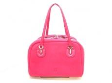 LOEWE(ロエベ) ハンドバッグ美品  ベレ 325.79.E19 ピンク