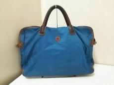 Felisi(フェリージ) ビジネスバッグ 02-39/1 ブルー×ダークブラウン