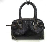 FENDI(フェンディ) ハンドバッグ美品  - 8BT123 黒 ミニサイズ