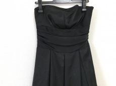 aimer(エメ) ドレス サイズ9 M レディース 黒 胸パット