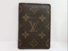 LOUIS VUITTON(ルイヴィトン) カードケース モノグラム M66541
