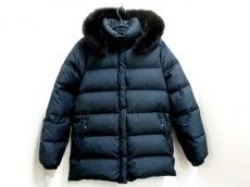 モンクレール ダウンジャケット サイズ00 XS レディース 黒 冬物