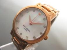ケイト 腕時計 0191 レディース シェル文字盤/ラインストーン
