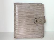 ルイヴィトン 2つ折り財布 エピ ポルト ビエ・コンパクト M6355B