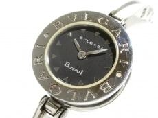 BVLGARI(ブルガリ) 腕時計 B-zero1 BZ22S レディース SS 黒