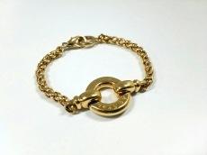 AGATHA(アガタ) ブレスレット美品  金属素材 ゴールド