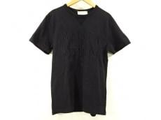 メゾンキツネ 半袖Tシャツ サイズXS レディース美品  黒