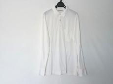 HERMES(エルメス) 長袖ポロシャツ サイズL メンズ アイボリー