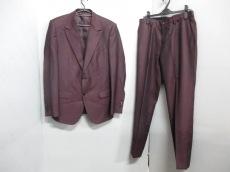 ドルチェアンドガッバーナ シングルスーツ サイズ7R メンズ 3ピース