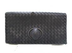 ボッテガヴェネタ クラッチバッグ イントレチャート B01156629G 黒