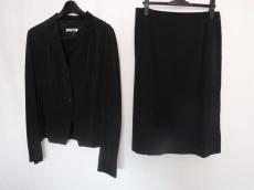 JILSANDER(ジルサンダー) スカートスーツ サイズ36 S レディース 黒