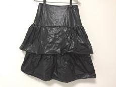 フォクシーニューヨーク スカート サイズ38 M レディース美品  黒