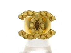 CHANEL(シャネル) リング 金属素材 ゴールド