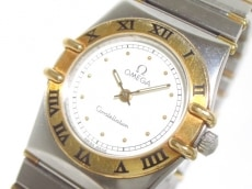 OMEGA(オメガ) 腕時計 コンステレーション - レディース SS×YG 白