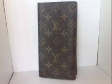 ルイヴィトン 長財布 モノグラム ポルトフォイユ・ブラザ M66540