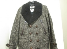 バーバリープローサム コート サイズ46 XL メンズ 肩パッド/冬物