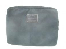 COACH(コーチ) バッグ - 70130 黒 PCケース ナイロン