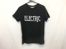メゾンキツネ 半袖Tシャツ サイズxs  XS メンズ 黒×白