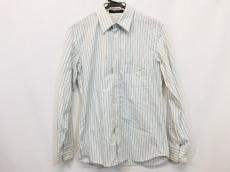 ヴィクター&ロルフ 長袖シャツ サイズ44 L メンズ ライトブルー×白