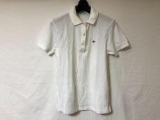 Lacoste(ラコステ) 半袖ポロシャツ レディース 白