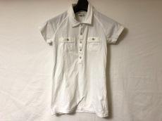 DIESEL(ディーゼル) 半袖ポロシャツ レディース 白