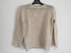 PRADA(プラダ) 長袖セーター サイズ40 M レディース美品  アイボリー