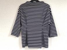 エンフォルド 七分袖カットソー サイズ38 M レディース 白×黒