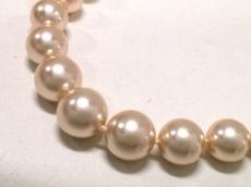AGATHA(アガタ) ネックレス美品  フェイクパール×金属素材