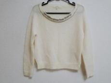 MACPHEE(マカフィ) 長袖セーター レディース美品  アイボリー