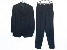 アルマーニコレッツォーニ シングルスーツ サイズM メンズ 黒