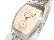 フランクミュラー 腕時計 カサブランカ 7502S6 レディース SS