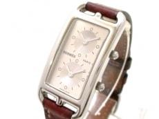 エルメス 腕時計 ケープコッド ドゥゾーン CC3-210 レディース