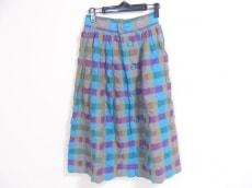 ジバンシー スカート サイズ9 M レディース美品  チェック柄